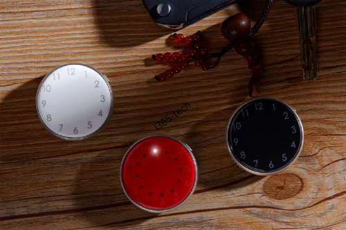 A12 Mini Smart Clock GPS Pendant