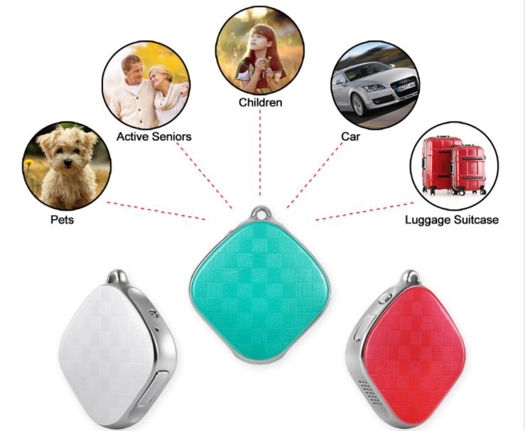 A9 Fashion Mini GPS Tracker